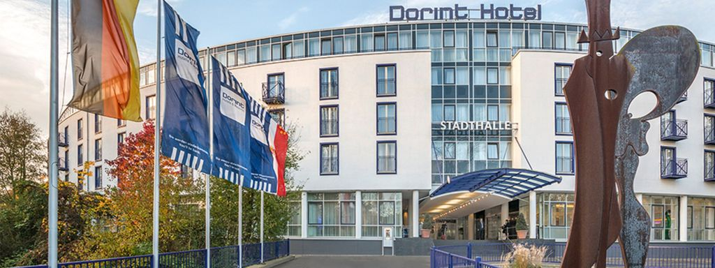 Departure times to and from Dorint Kongresshotel